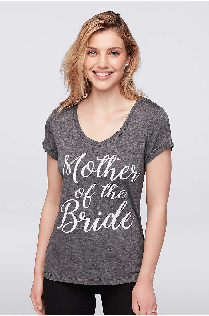Mother of the Bride Tee - A cute tee for mom, who deserves her