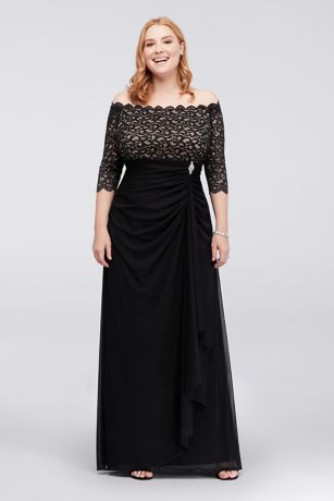 Plus Size Mother Of The Brides Dresses Davids Bridal