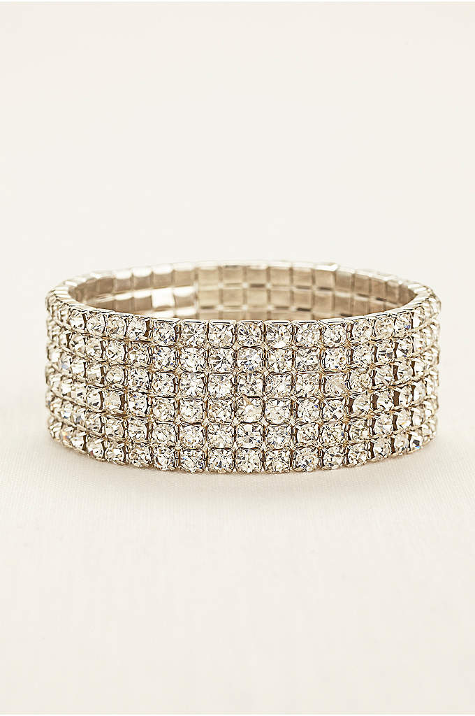 Bling Stretch Bracelet - Wear one for fun, stack two for extra