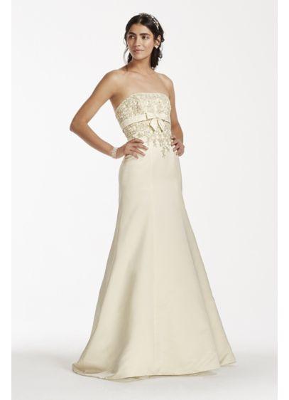 Long Mermaid/ Trumpet Wedding Dress -