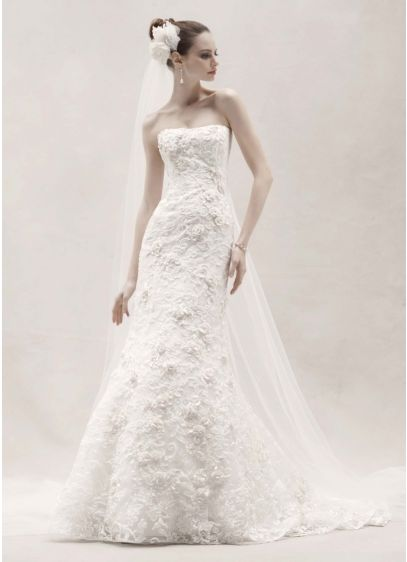 Long Mermaid / Trumpet Wedding Dress -