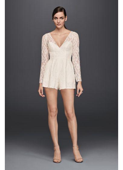 Short Jumpsuit Dress -