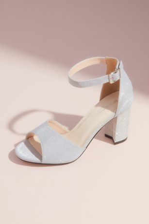 Benjamin Walk Heeled Sandals (Chunky Block Heel Sandals with Ankle Strap)