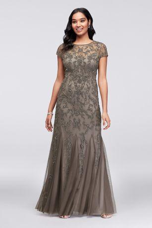 Tall Evening Dresses Adrianna Papell