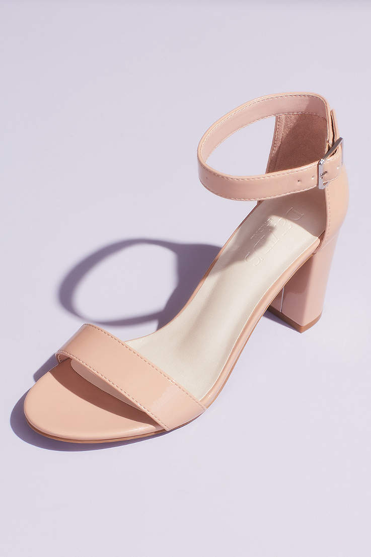 Nude Colour Heels