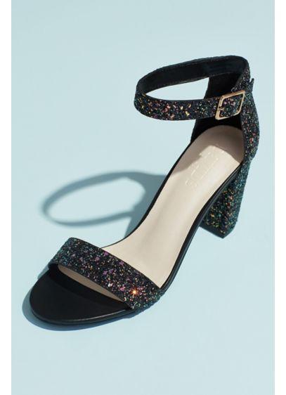 David's Bridal Multi (Ankle Strap Block Heel Sandal)