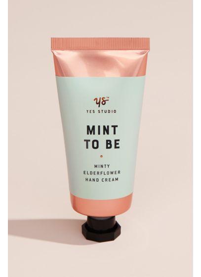 Mint to Be Minty Elderflower Hand Cream - Like this minty elderflower hand cream says, your