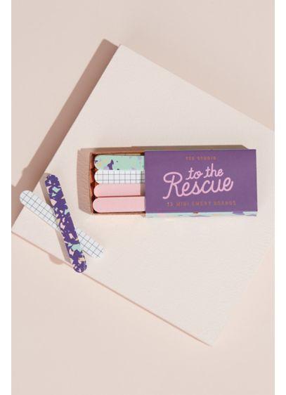 Multi (To the Rescue Mini Emery Board Set)