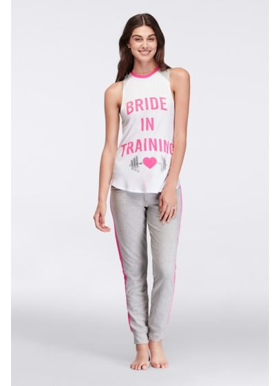 Bride in Training Tank Top - Wedding Gifts & Decorations