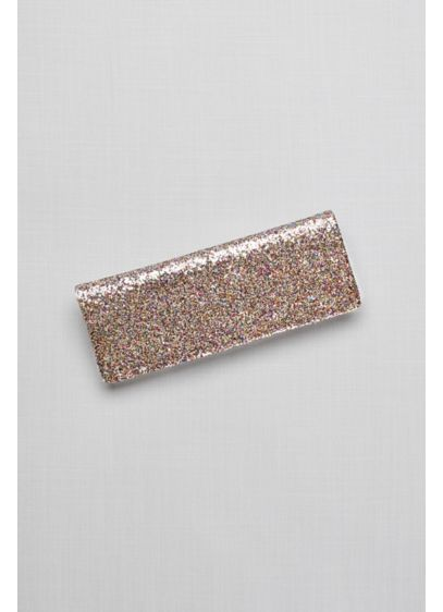 Fallon Allover Glitter Envelope Clutch - Wedding Accessories