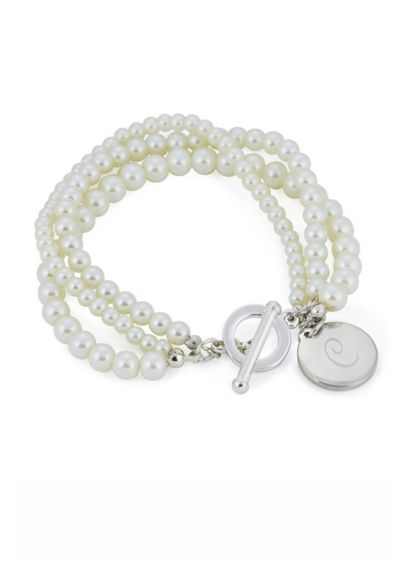 Personalized Elegance Bracelet - Look no further for a classic jewelry staple