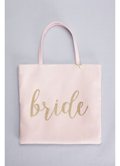 Pink (Honeymoon Vibes Reversible Bride Tote)