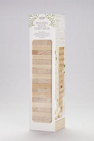 building blocks guestbook david s bridal