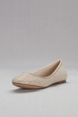 3ff5b1b8ce64b Nude Shoes: Heels & Flats for Any Occasion | David's Bridal