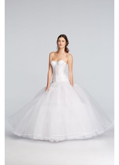 Long Ballgown Quinceanera Dress - David's Bridal