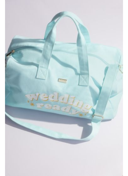 Wedding Ready Duffle Weekender Bag - Wedding Gifts & Decorations