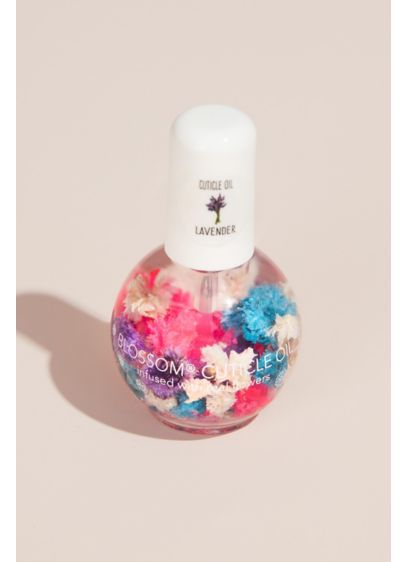 Rose Flower Infused Cuticle Oil - Keep your bridal party's nails on point with