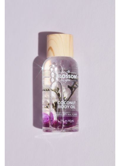 Flower Infused Body Oil - Soothe your skin with this fresh body oil.