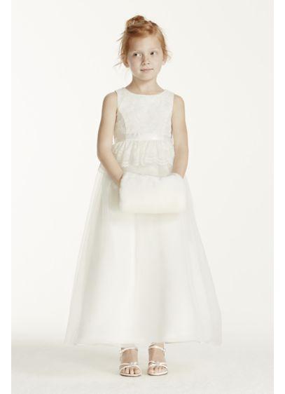 Child's Muff - Wedding Accessories