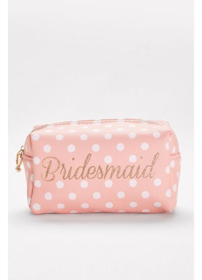 Bridesmaid Cosmetic Bag - Wedding Gifts & Decorations