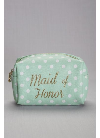 Maid of Honor Cosmetic Bag - Wedding Gifts & Decorations