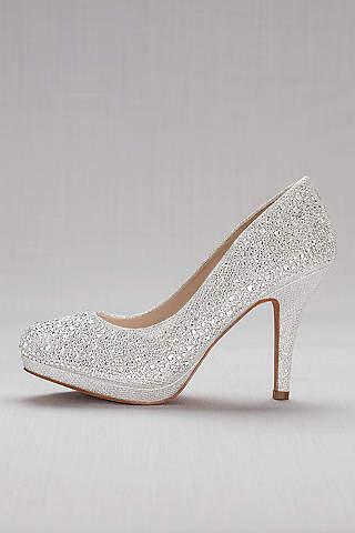 c7e0ecb8d Zapatos formales para ocasiones especiales - David s Bridal