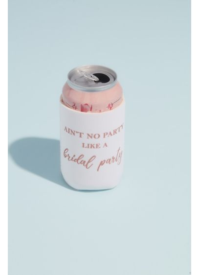 Aint No Party Like a Bridal Party Drink - A great gift for bridesmaids, groomsmen, or anyone