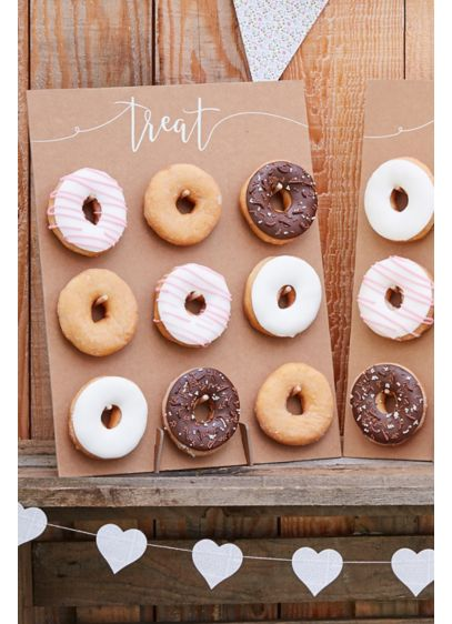 Donut Wall - Wedding Gifts & Decorations