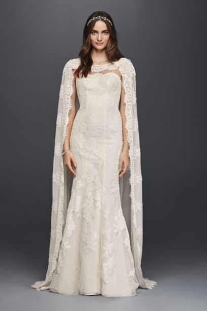 Shop at David's Bridal to find beautiful mother of the bride and groom tea length dresses with jackets and many other designs, at an affordable price today!
