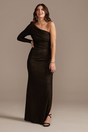 Long Sheath Long Sleeves Dress - DB Studio