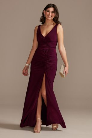Long Sheath Tank Dress - DB Studio