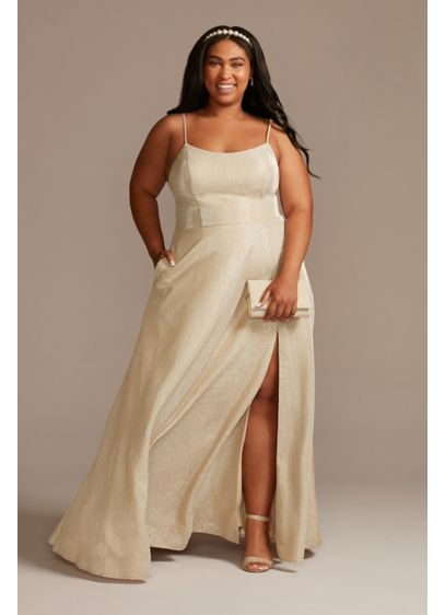 Long Ballgown Spaghetti Strap Formal Dresses Dress - Jules and Cleo