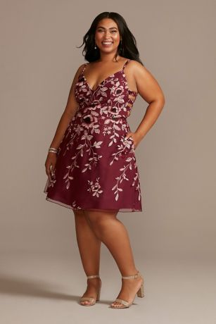 Short A-Line Tank Dress - Jules and Cleo