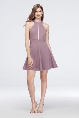 Purple Prom Dresses Short Long Lengths Davids Bridal