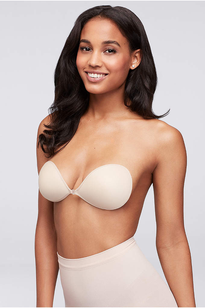 Fashion Forms NuBra Ultralite Backless Bra - Perfect for low-back and backless gowns and tops,