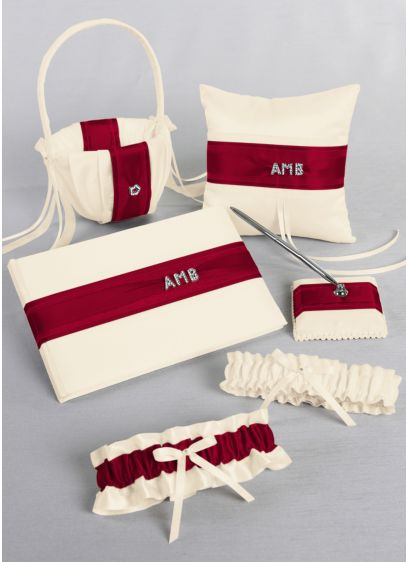 DB Exclusive Personalized Monogram Gift Set - Wedding Gifts & Decorations
