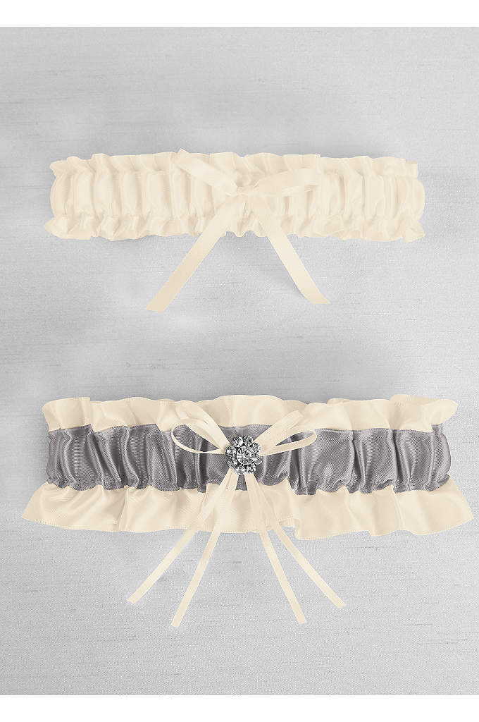 DB Exclusive Regal Ties Garter Set