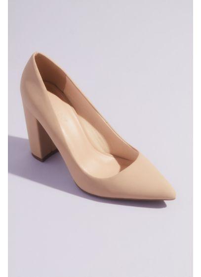 Classic Pointed Toe Block Heel Pumps - The wardrobe staple you'll wear season after season,