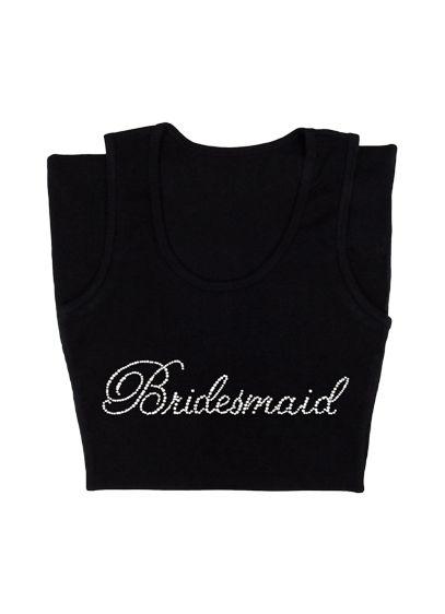 DB Exclusive Bridesmaid Rib Tank - Wedding Gifts & Decorations