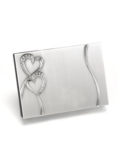Personalized Sparkling Love Guest Book - Wedding Gifts & Decorations