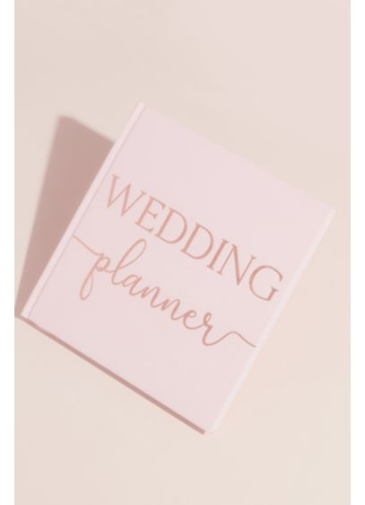 Pink (Wedding Planning Bound Notebook)