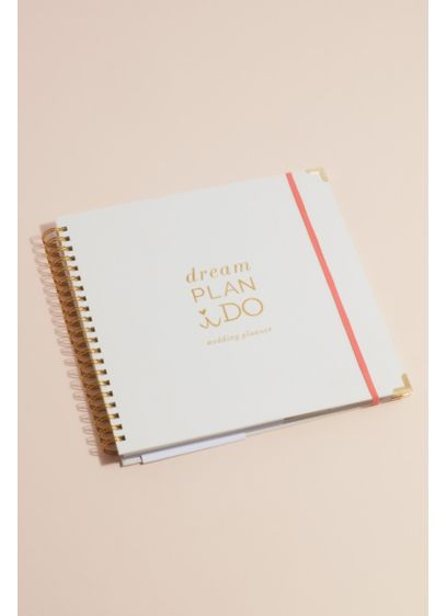 Dream Plan I Do Wedding Planner and Calendar - Get planning and stay organized with this helpful