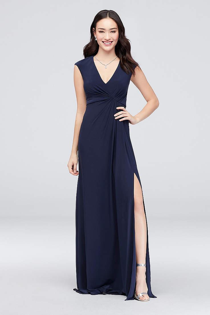 c24e3e56528a Blue Prom Dresses: Short & Long Lengths | David's Bridal