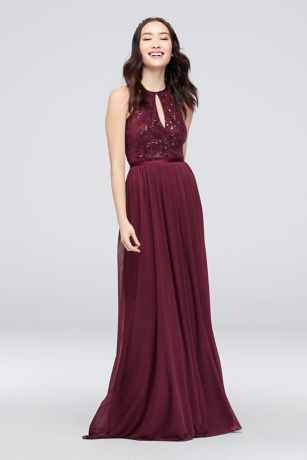 Long A-Line Strapless Dress - DB Studio