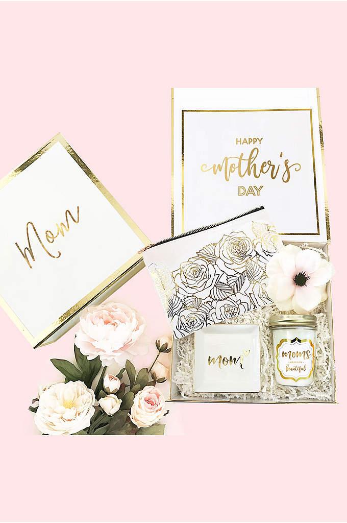 Personalized Mom Gift Box - Personalized mom gift boxes make an elegant way