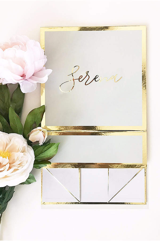 Personalized Gift Box - These Personalized Gift Boxes are a classy way