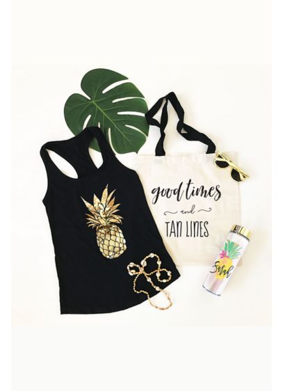 Tropical Tank Tops - Wedding Gifts & Decorations