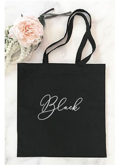 Bridal Party Tote - Every bridesmaid needs a convenient carry-all for her