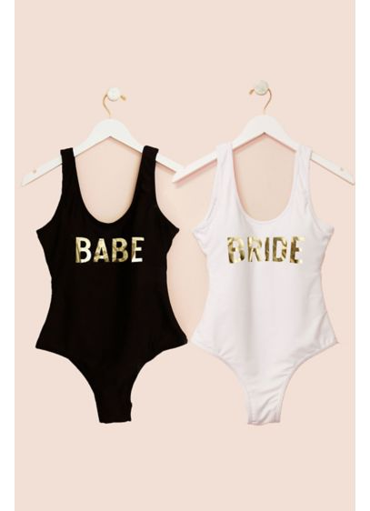 Custom Swimsuit - Wedding Gifts & Decorations