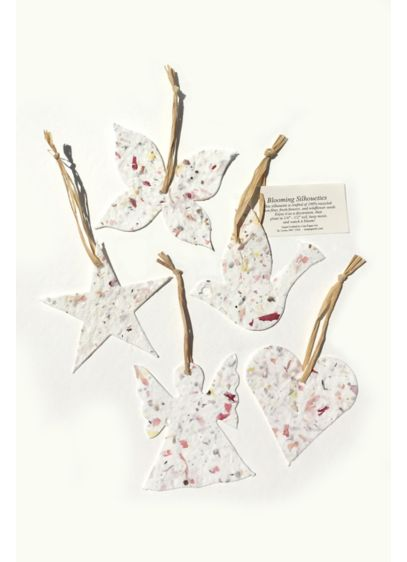 Eco2 Blooming Favors - 2 Blooming Favors -- that's Eco Squared --